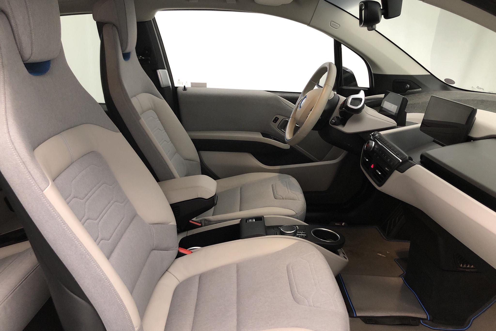 BMW i3s 94Ah, I01 (184hk) - 37 810 km - Manual - blue - 2018