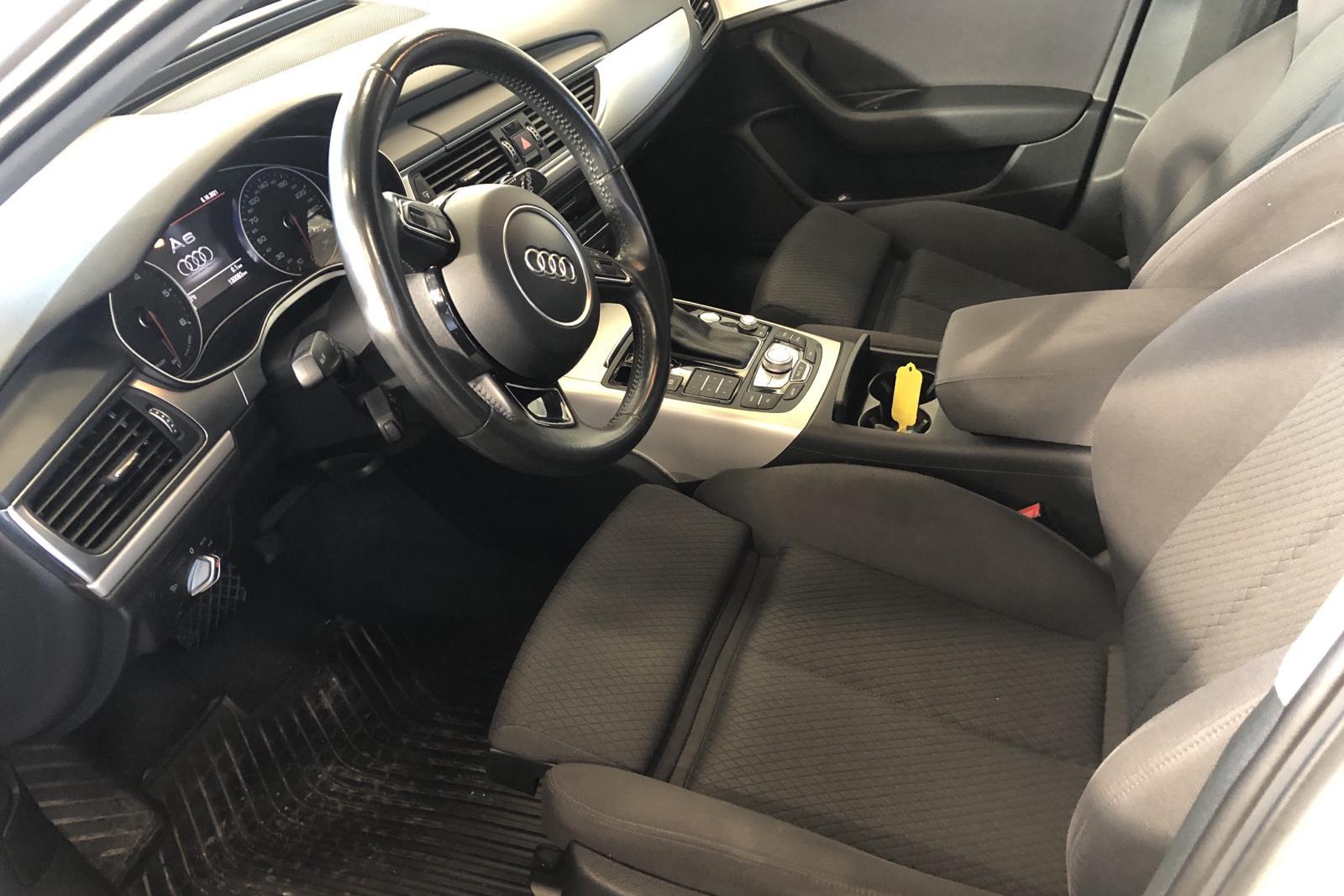 Audi A6 2.0 TDI Avant (190hk) - 13 009 mil - Automat - vit - 2016