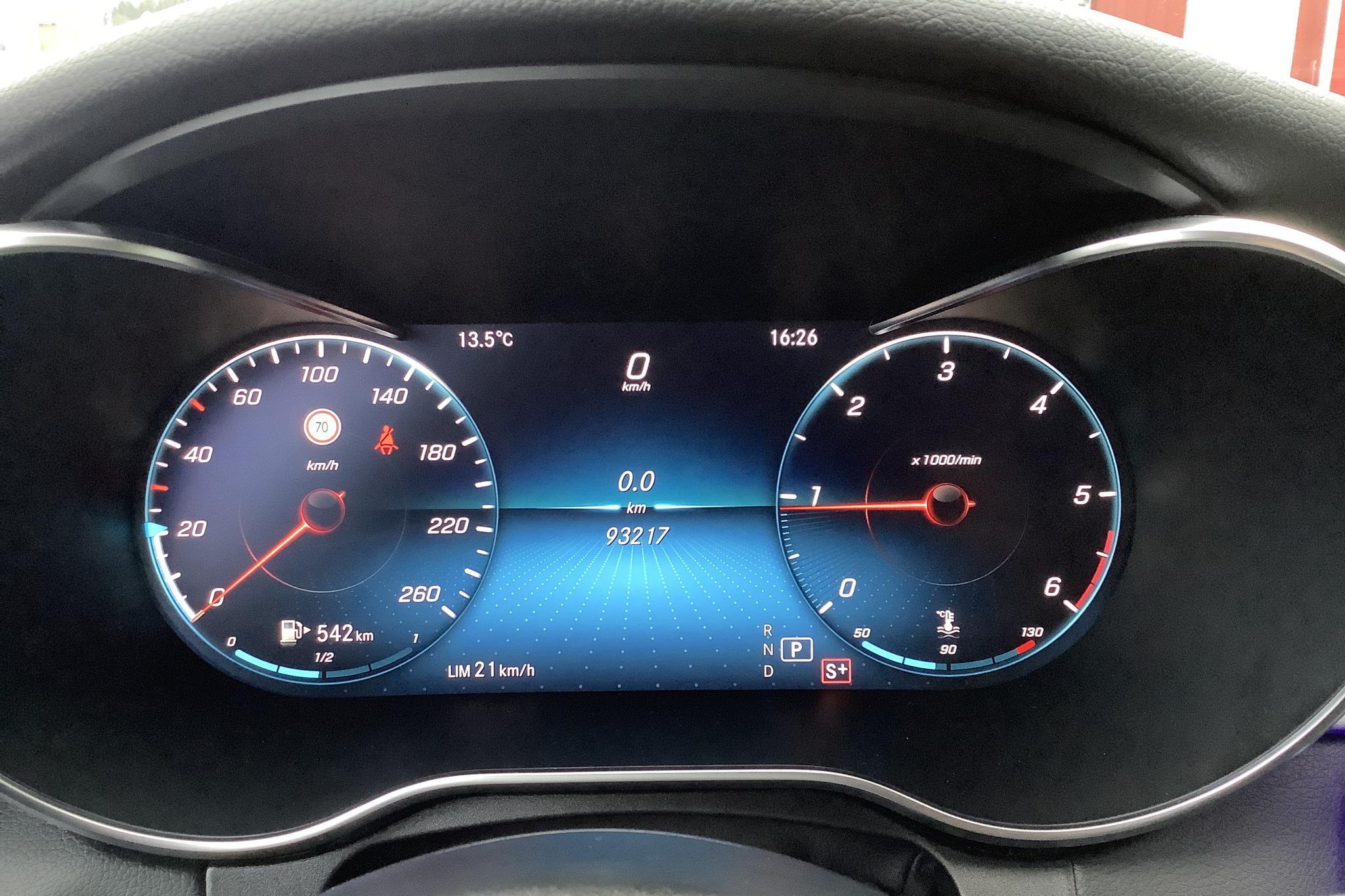 Mercedes C 220 d 4MATIC Kombi S205 (194hk) - 93 220 km - Automatic - gray - 2019