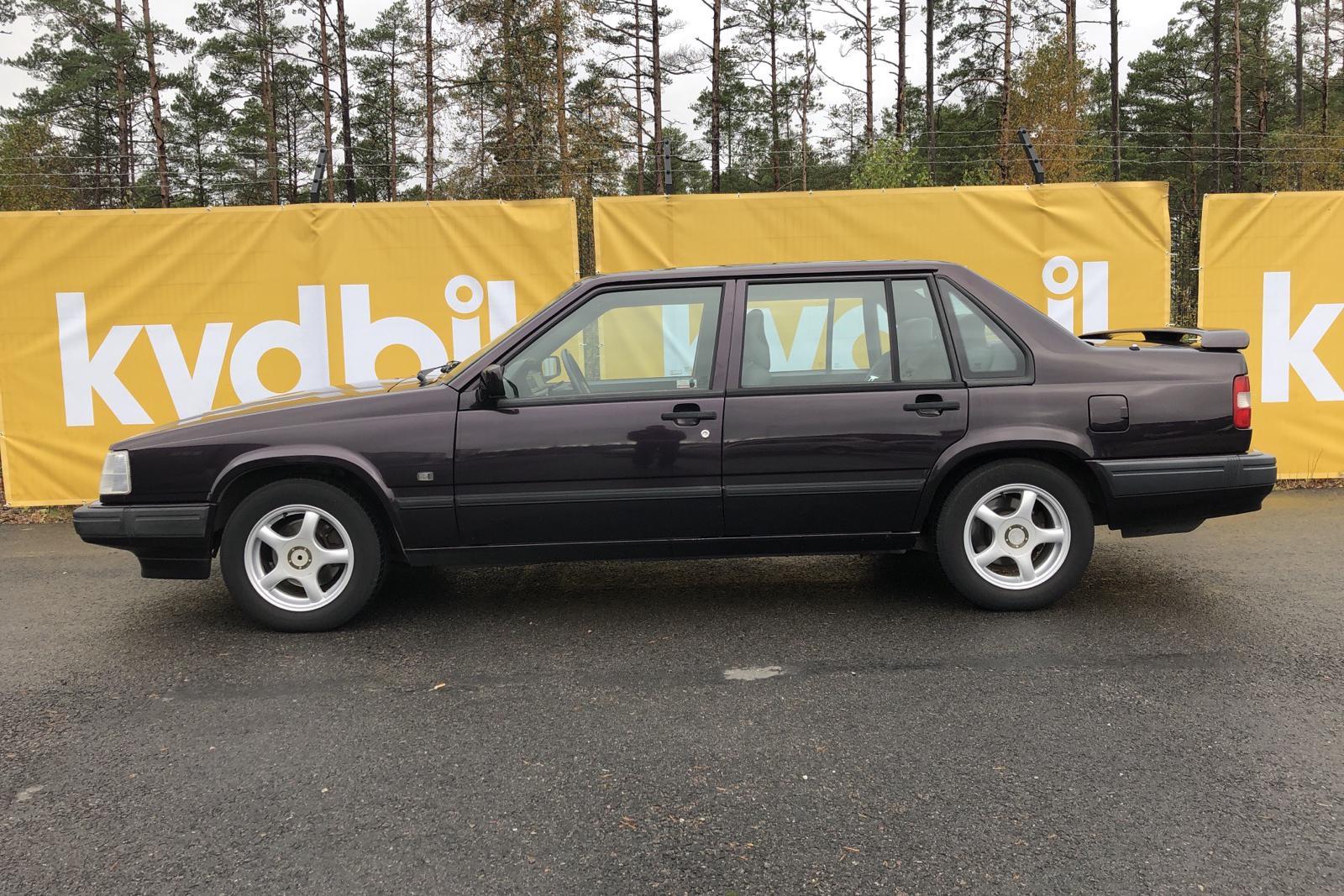 Volvo 940 2.3 (135hk) - 13 837 mil - Manuell - 1998