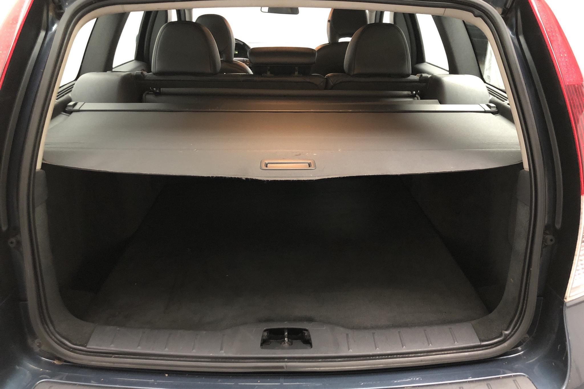 Volvo V50 D2 (115hk) - 25 529 mil - Manuell - blå - 2012