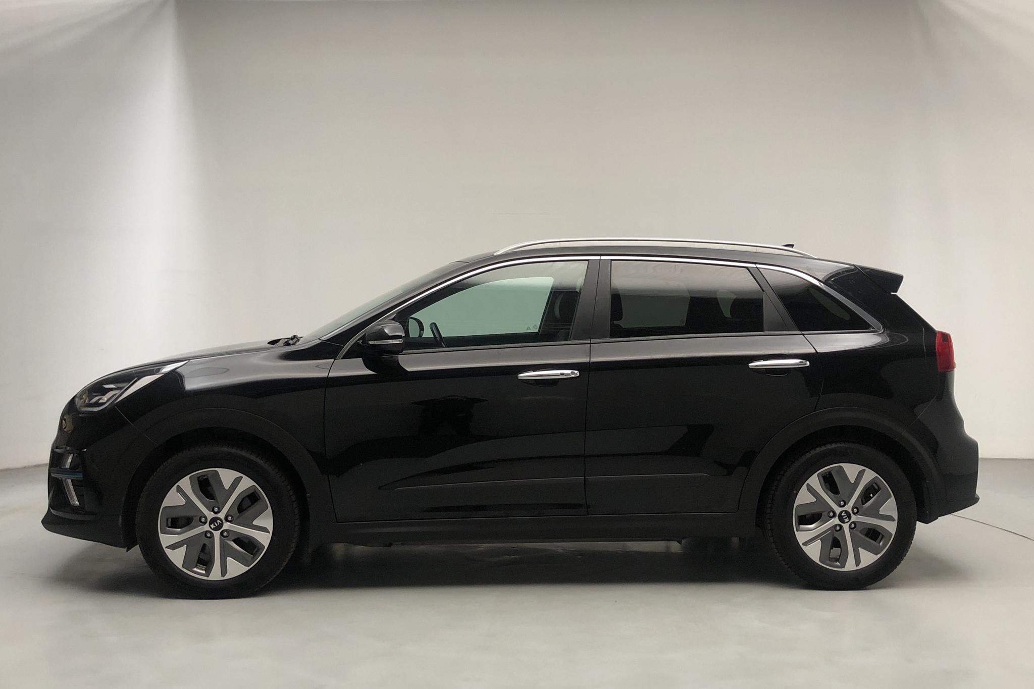 KIA Niro EV 64 kWh (204hk) - 70 790 km - Automatic - black - 2019