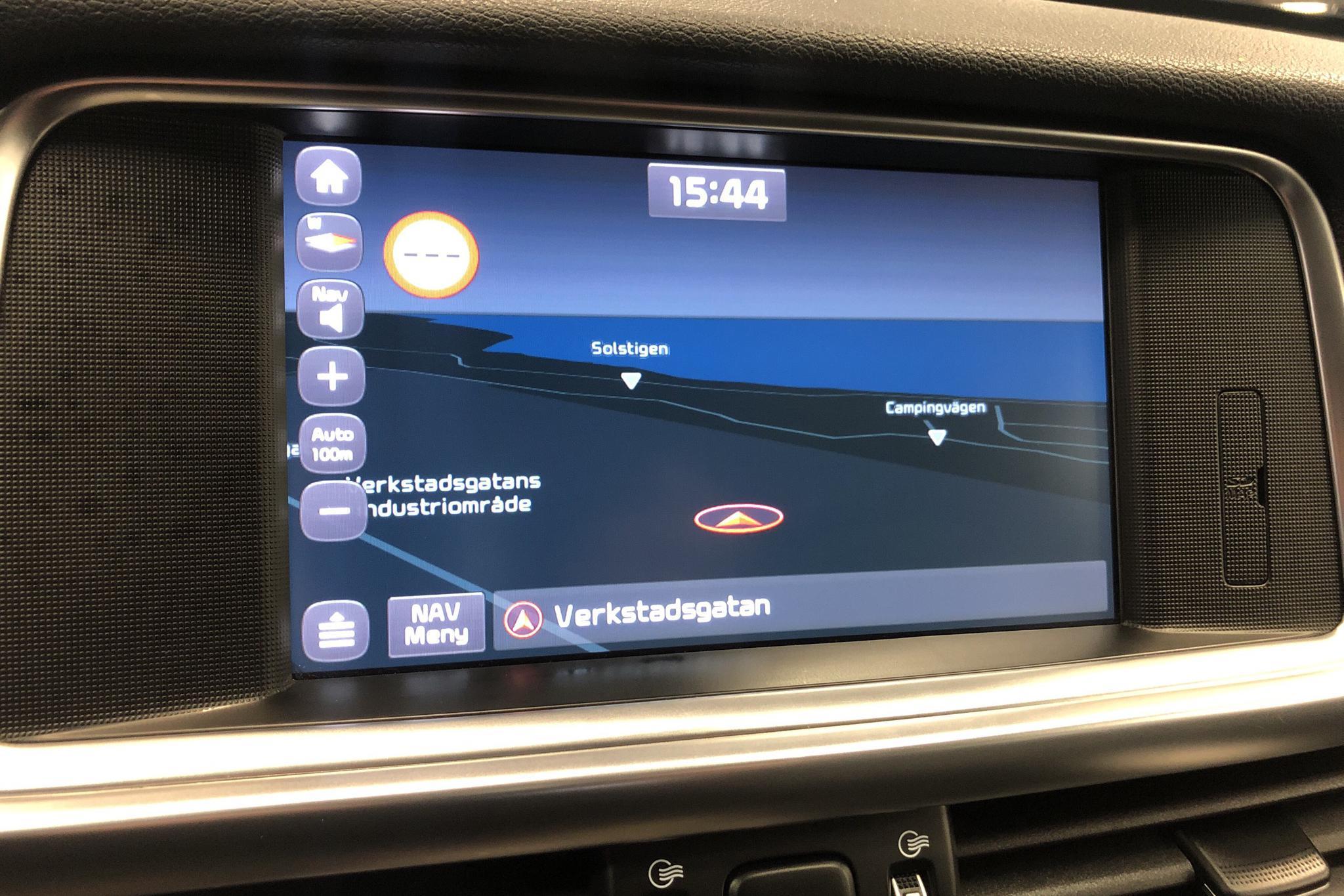 KIA Optima 2.0 GDi Plug-in Hybrid SW (205hk) - 8 542 mil - Automat - vit - 2018