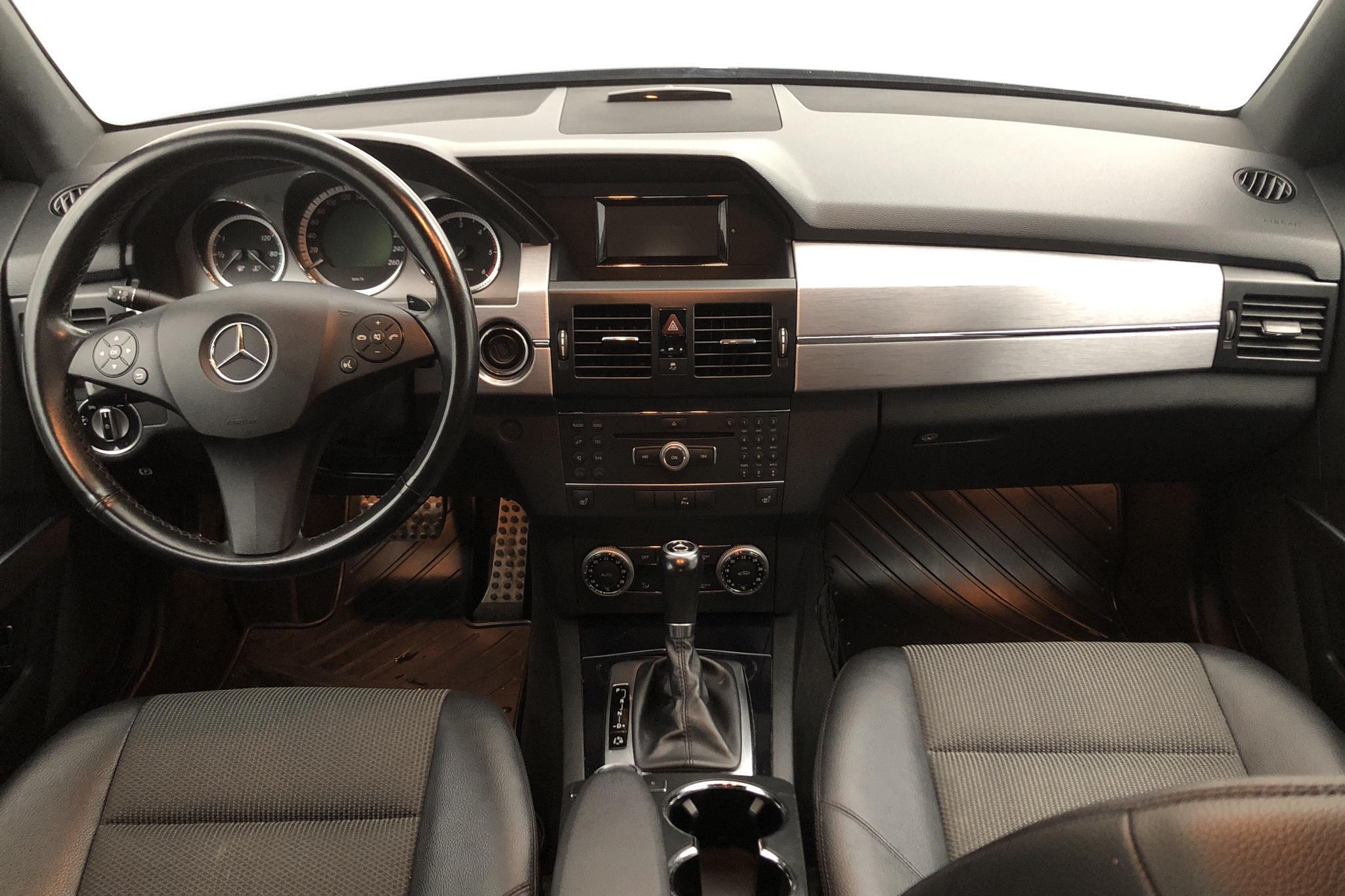 Mercedes GLK 220 CDI BlueEFFICIENCY 4MATIC (170hk) - 14 970 mil - Automat - Dark Blue - 2011