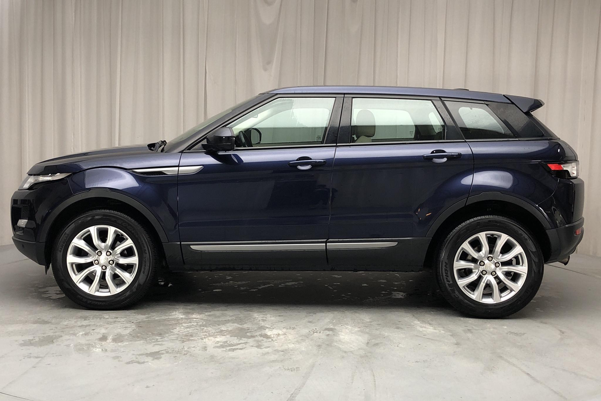 Land Rover Range Rover Evoque 2.2 TD4 5dr (150hk) - 174 310 km - Automatic - blue - 2014