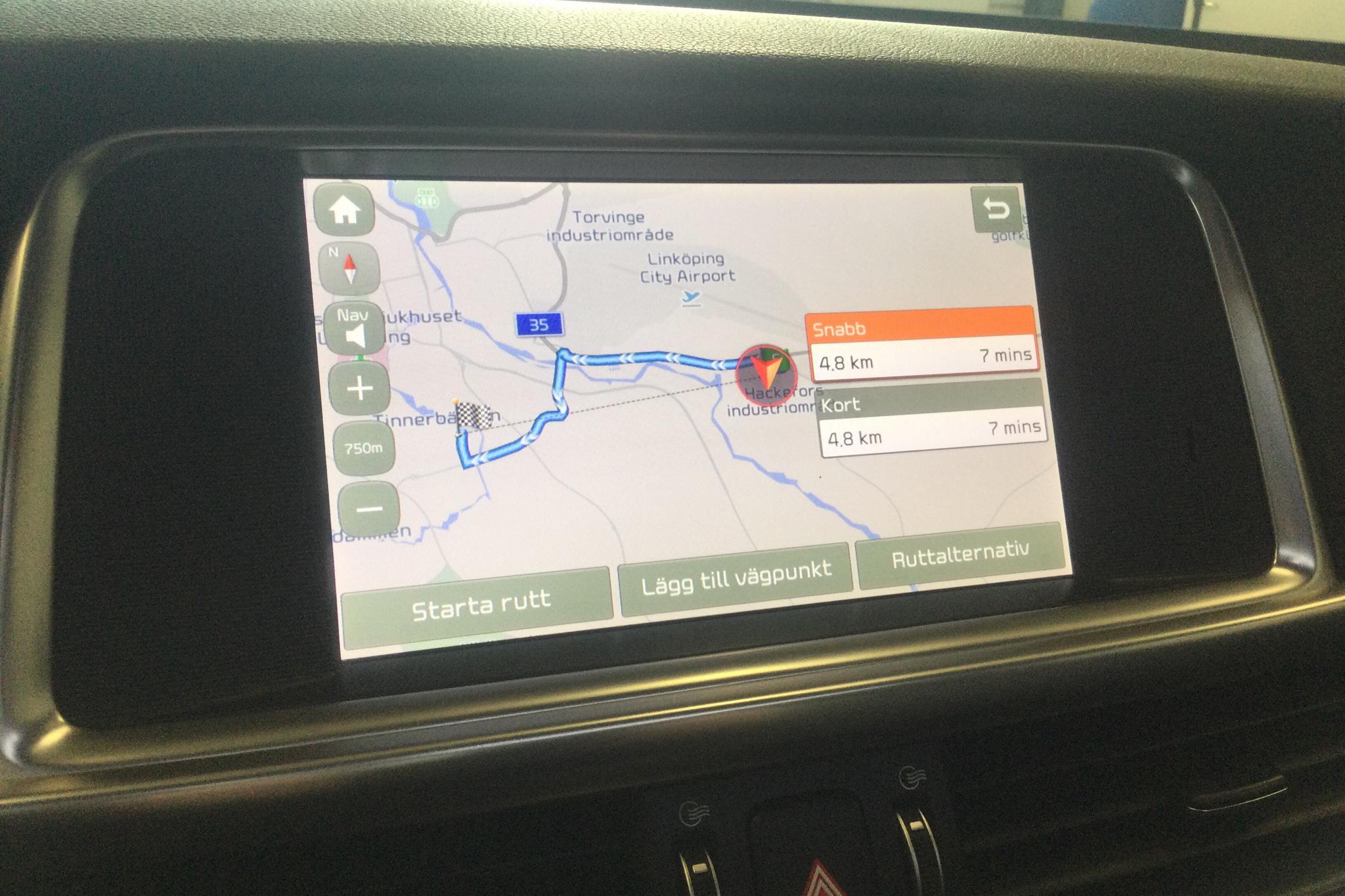 KIA Optima 2.0 GDi Plug-in Hybrid SW (205hk) - 79 440 km - Automatic - black - 2018