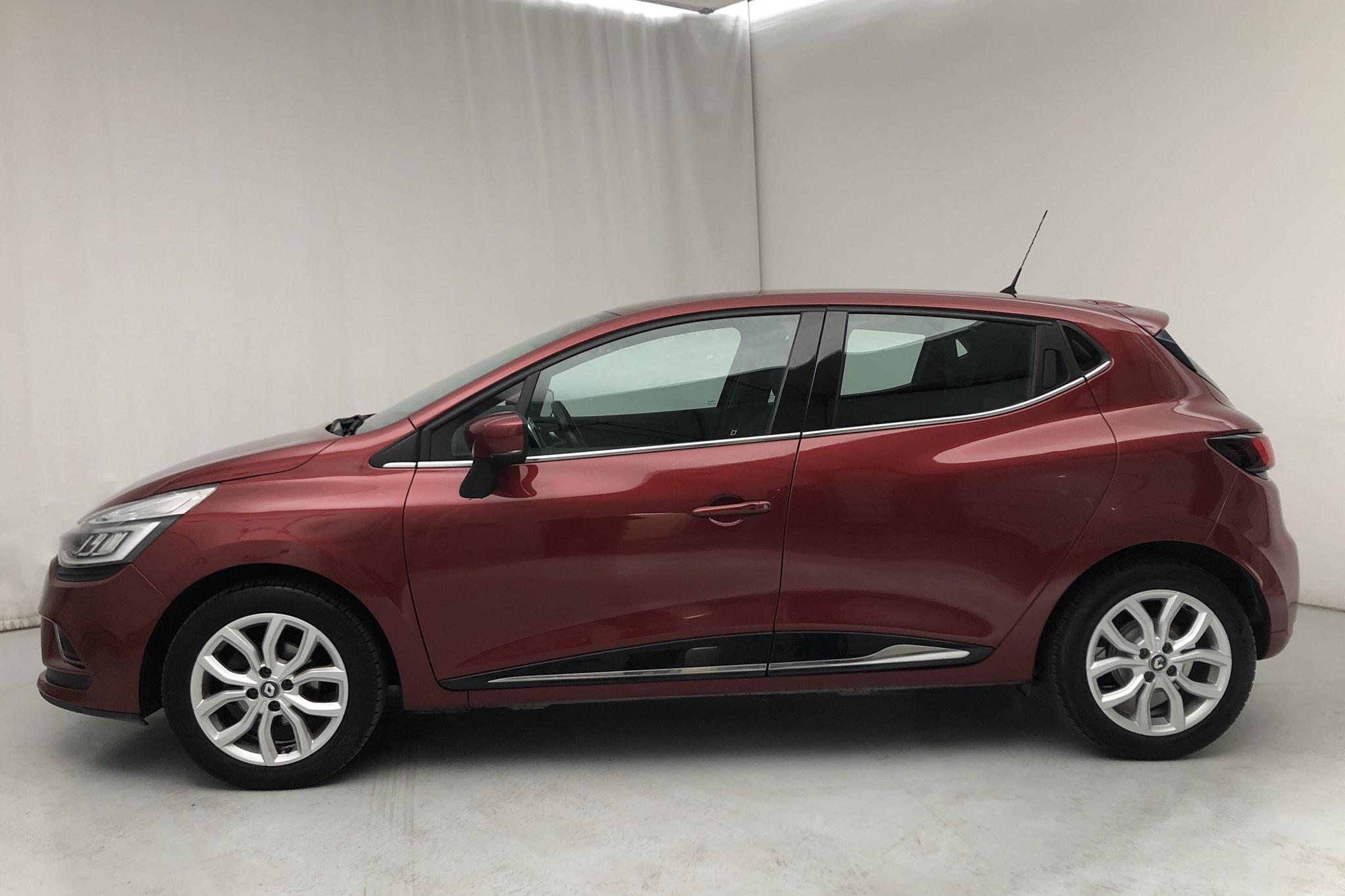 Renault Clio IV 0.9 TCe 90 5dr (90hk) - 25 570 km - Manual - red - 2017