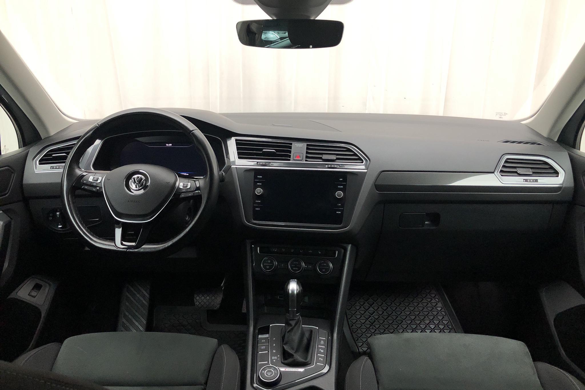 VW Tiguan 2.0 TDI 4MOTION (190hk) - 110 750 km - Automatic - gray - 2019