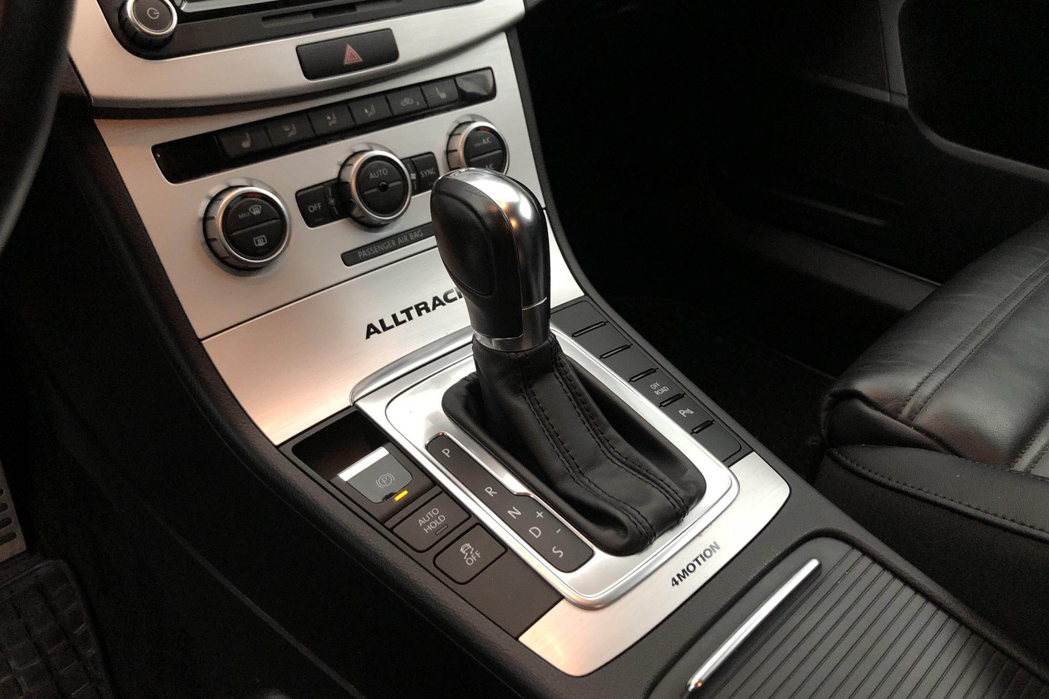 VW Passat Alltrack 2.0 TFSI BlueMotion Technology 4Motion (211hk) - 12 507 mil - Automat - Dark Red - 2014