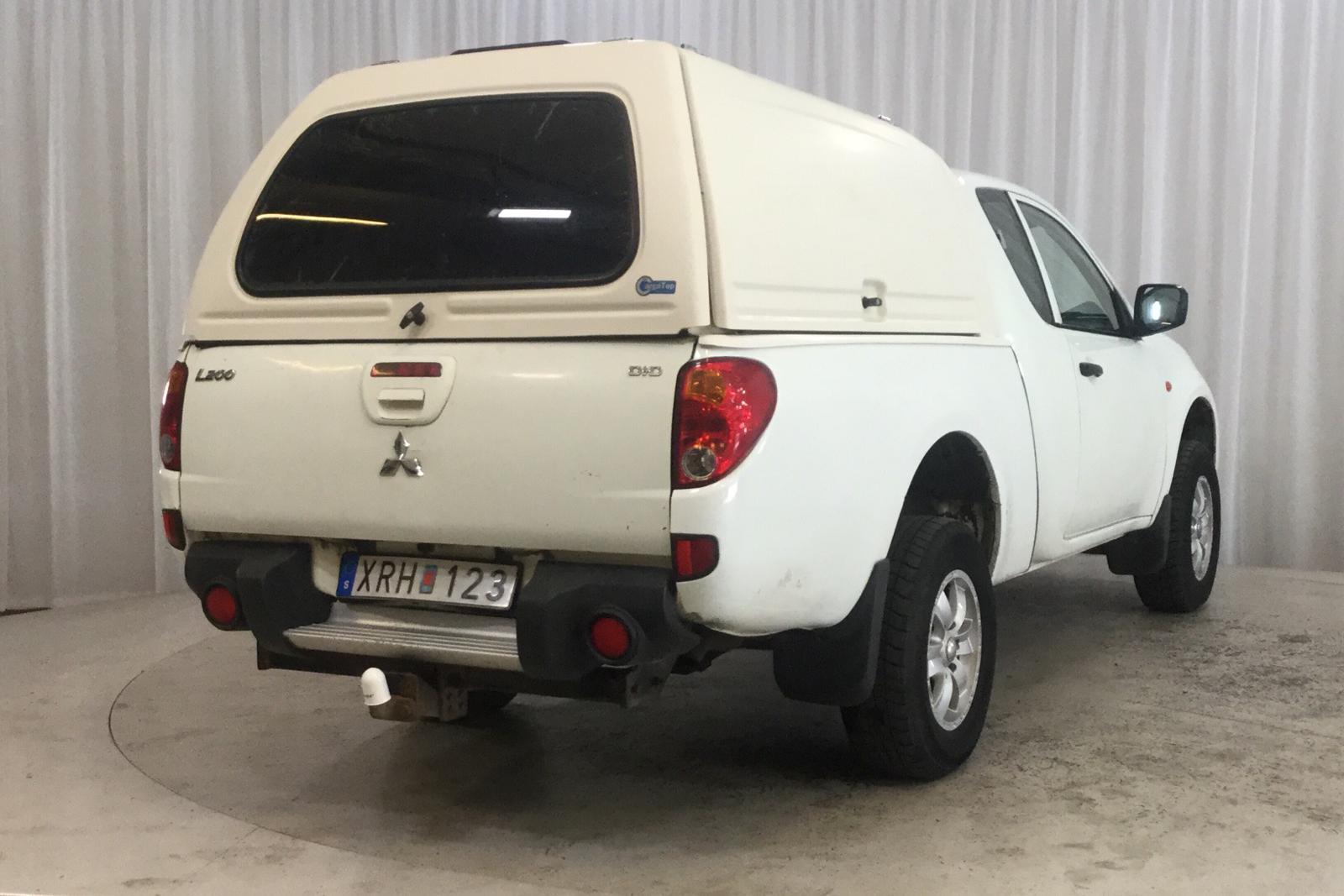 Mitsubishi L200 2.5 DI-D (136hk) - 0 mil - Manuell - vit - 2006
